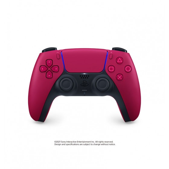 Controller Wireless DualSense - Cosmic Red - PS5 - The Gamebusters