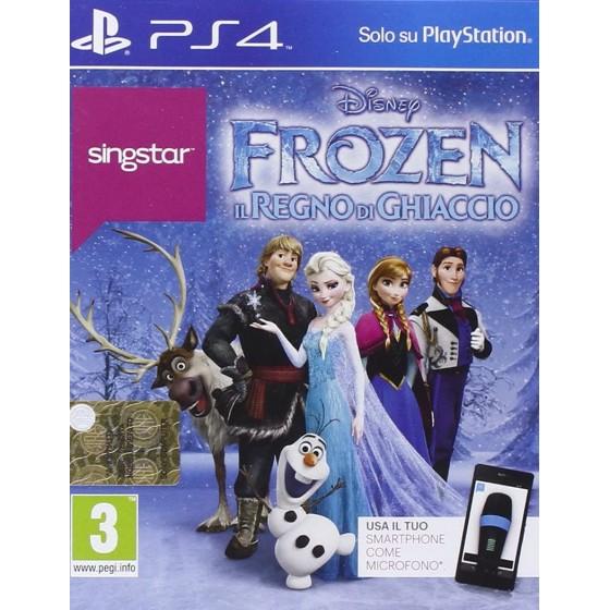 Singstar: Frozen - PS4