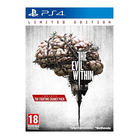The Evil Within - Limited Edition - PS4
