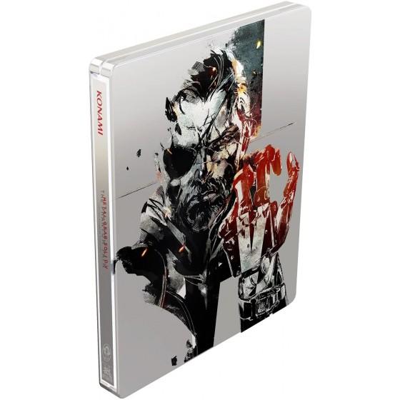Metal Gear Solid V The Phantom Pain - Steelbook Edition - PS4
