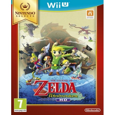 The Legend Of Zelda: The Wind Waker HD Select
