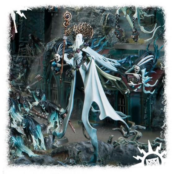 Warhammer Age of Sigmar - Lady Olynder: Mortarch of Grief