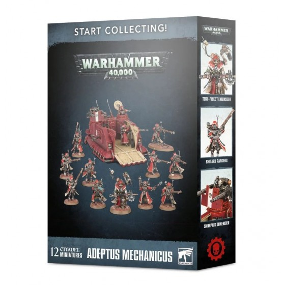 Warhammer 40.000 - Start Collecting Adeptus Mechanicus