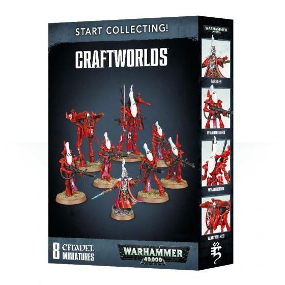 Warhammer 40.000 - Start Collecting Craftworlds