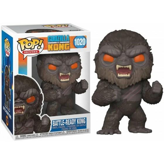 Funko Pop - Battle-Read Kong (1020) - Godzilla vs Kong