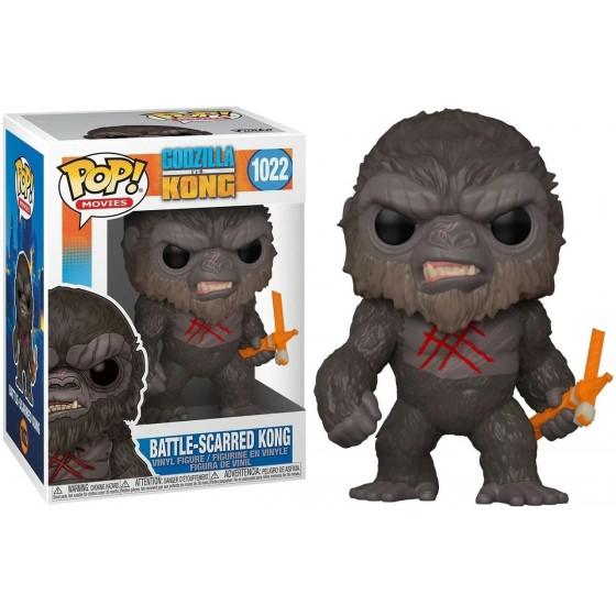 Funko Pop - Battle-Scared Kong (1022) - Godzilla vs Kong