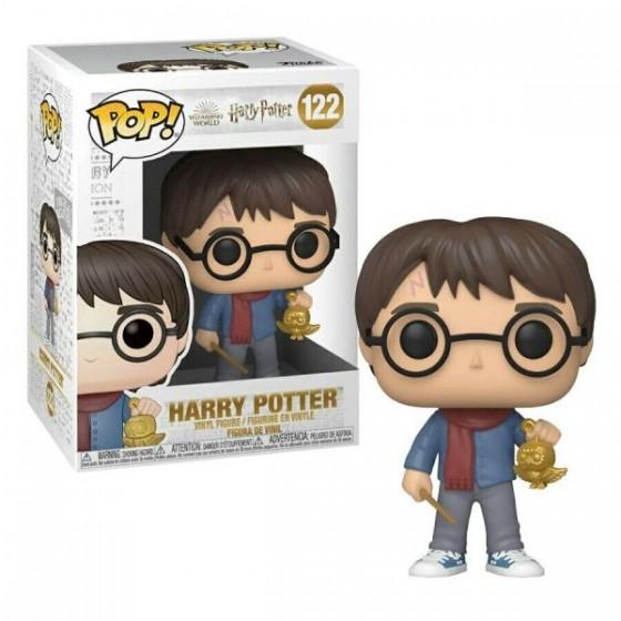 Funko Pop - Harry Potter (122) - Harry Potter