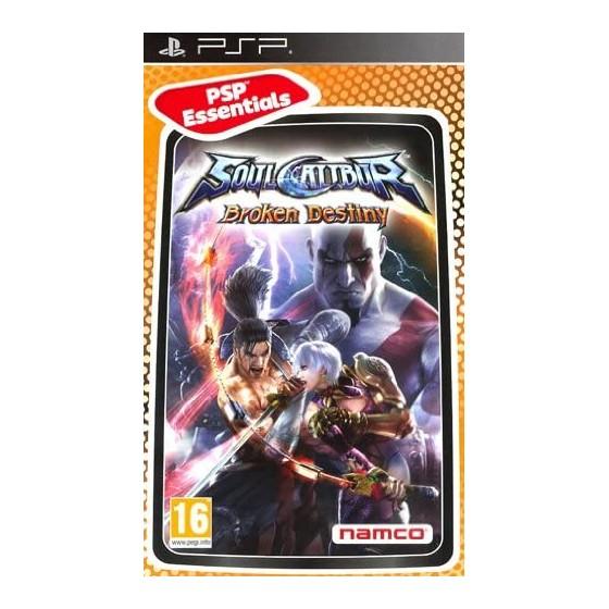 Soulcalibur - Broken Destiny - Essentials - PSP