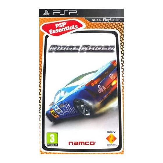 Ridge Racer - Essentials - PSP