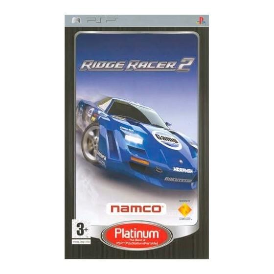 Ridge Racer 2 - Platinum - PSP