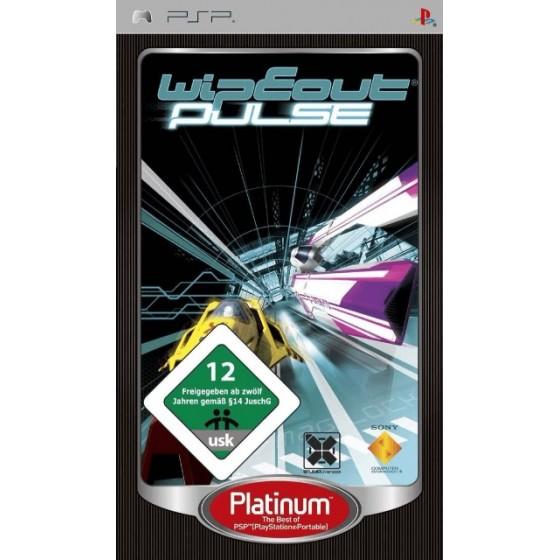 Wipeout Pulse - Platinum - PSP