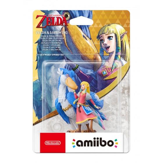 Nintendo Amiibo - Zelda & Solcanubi - The Legend of Zelda