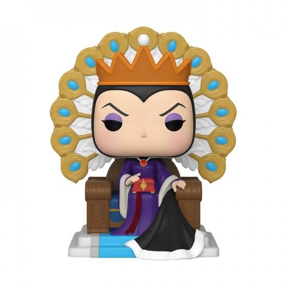 Funko Pop - Evil Queen on Throne/Regina Cattiva Sul Trono - Disney Villains