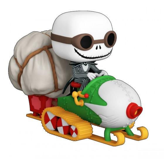 Funko Pop - Jack & Snowmobile - The Nightmare Before Christmas