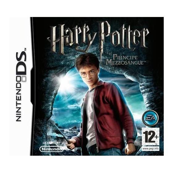 Harry Potter e il Principe Mezzosangue - DS
