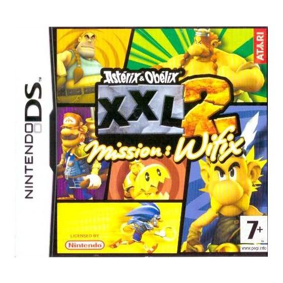 Asterix & Obelix XXL2: Mission Wifix - DS