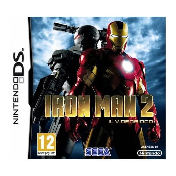 Iron Man 2 - DS