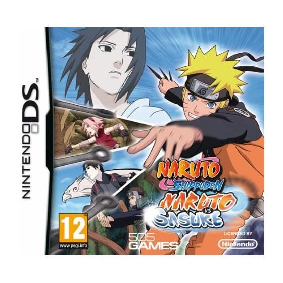Naruto Shippuden: Naruto vs Sasuke - DS