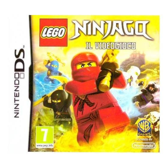 LEGO Ninjago: Il Videogioco - DS