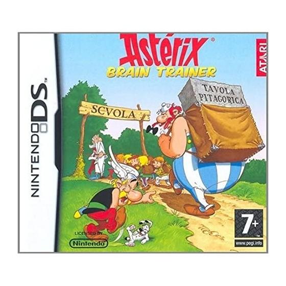 Asterix Brain Trainer - DS...