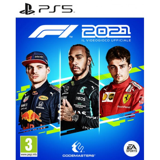 F1 2021 - PS5 - THE GAMEBUSTERS