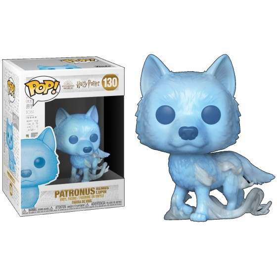 Funko Pop - Patronus Remus Lupin (130) - Harry Potter - The Gamebusters