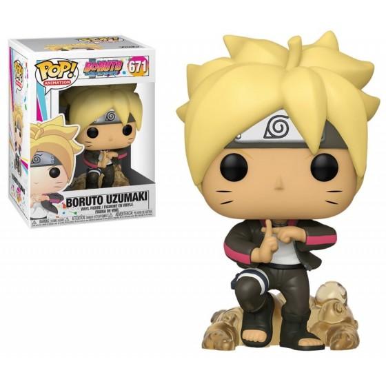 Funko Pop - Boruto Uzumaki (671) - Naruto - The Gamebusters