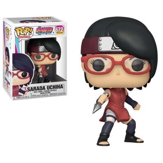 Funko Pop - Sarada Uchiha (672) - Naruto