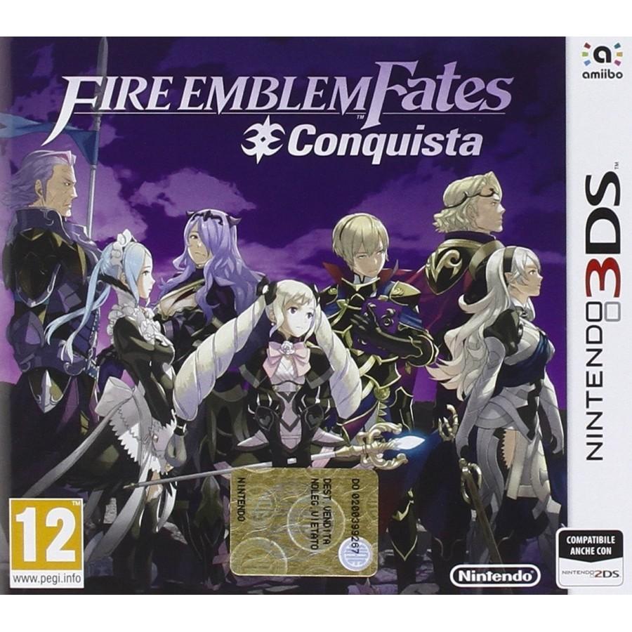 Fire Emblem Fates: Conquista - 3DS
