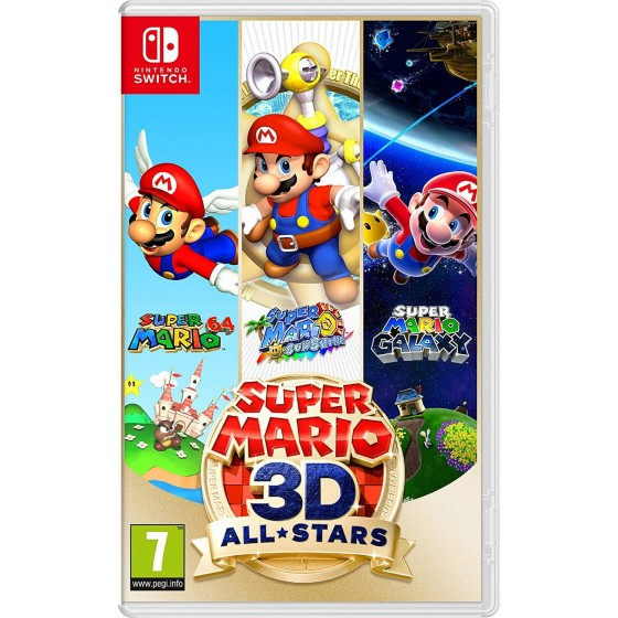 Super Mario 3D All Stars - Preorder Switch