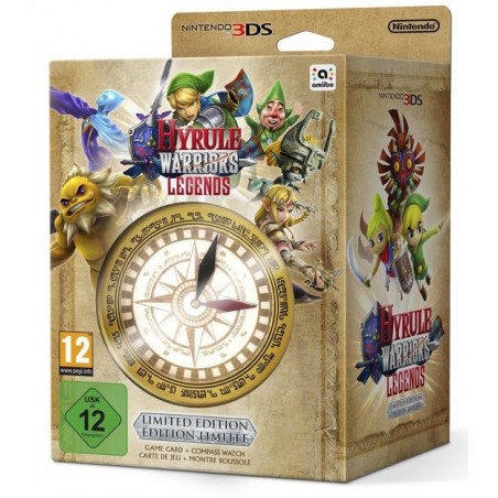 Hyrule Warriors Legends - Limited Edition - 3DS