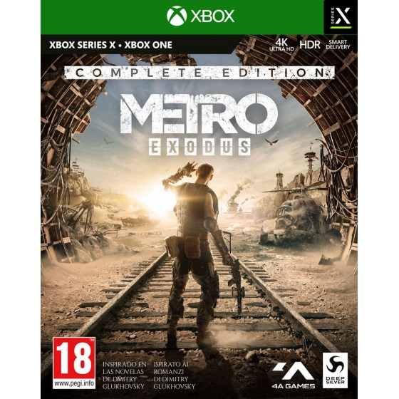 Metro Exodus - Xbox Series X/S