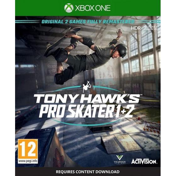 Tony Hawk's Pro Skater 1 + 2 - Xbox Series X