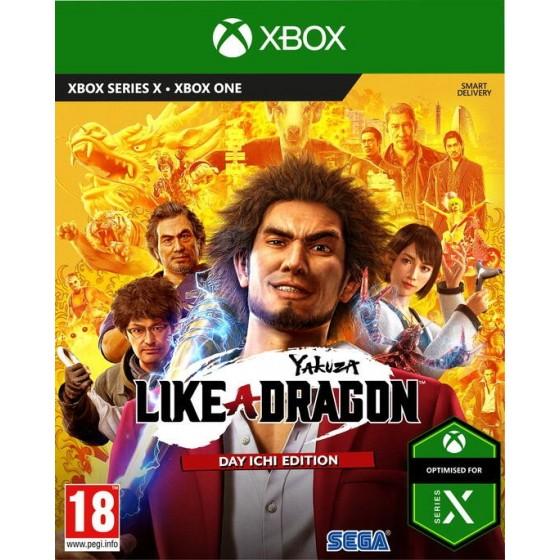 Yakuza: Like a Dragon - Xbox One - Series X/S  The Gamebusters