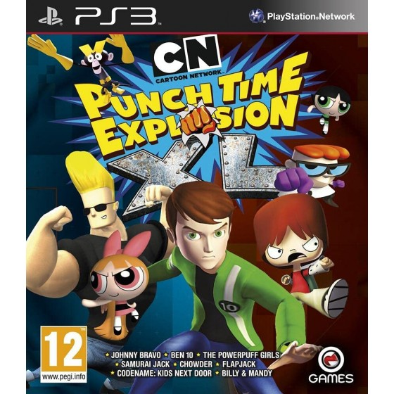 Cartoon Network: Punch Time Explosion XL - PS3