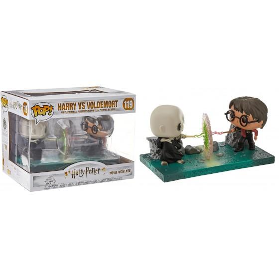 Funko Pop - Harry Vs Voldemort (119) - Harry Potter