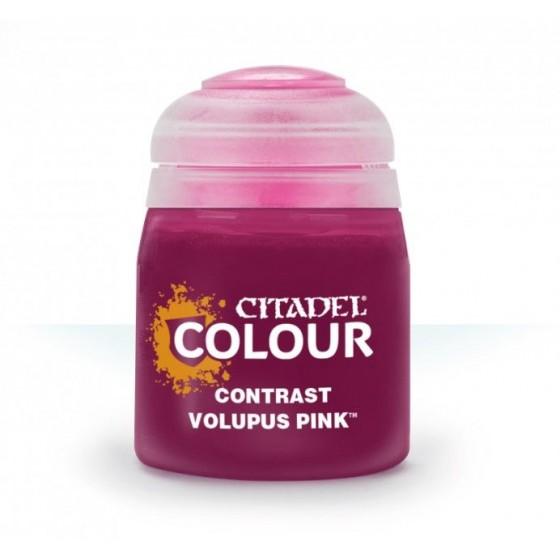 Citadel - Contrast - Volupus Pink