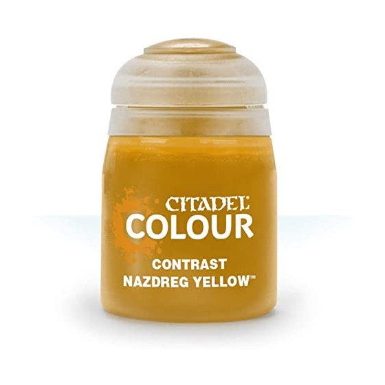 Citadel - Contrast - Nazdreg Yellow