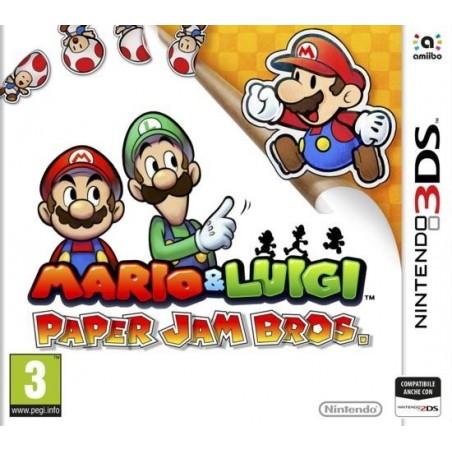 Mario & Luigi: Paper Jam Bros - 3DS