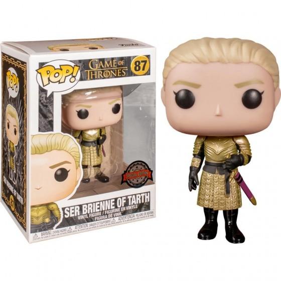 Funko Pop - Ser Brienne of Tarth (87) - Game of Thrones