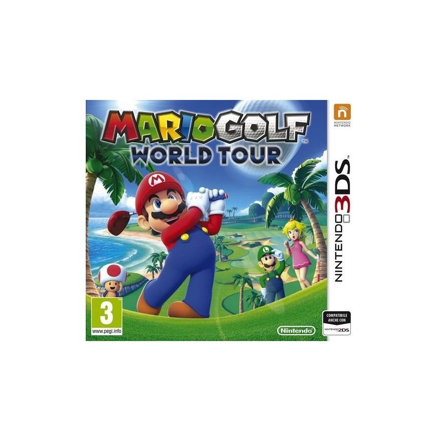 Mario Golf World Tour - 3DS