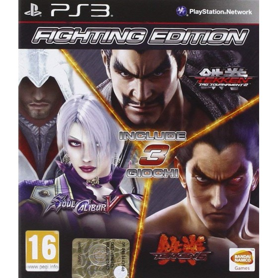 Fighting Edition - PS3