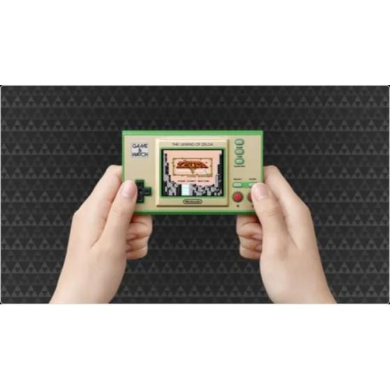 Console Nintendo Game & Watch The Legend Of Zelda - Retrogame