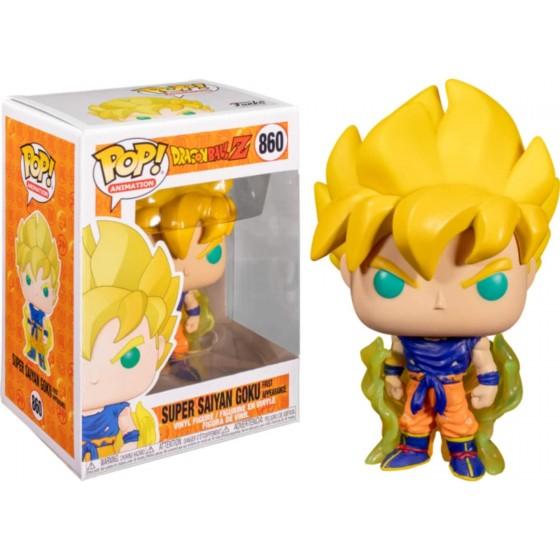 Funko Pop - Super Sayan Goku (860) - Dragon Ball