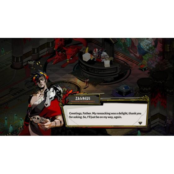 Hades - PS4