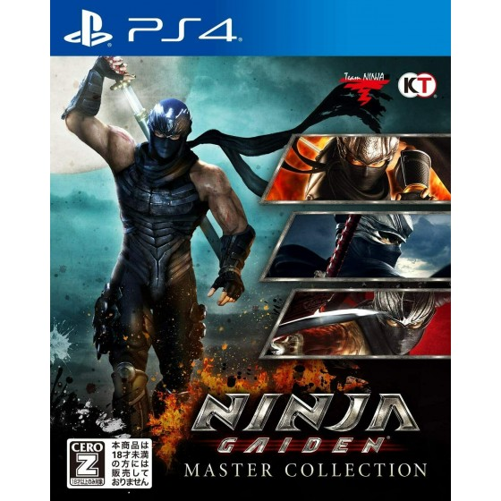 Ninja Gaiden Master Collection - PS4 - The Gamebusters