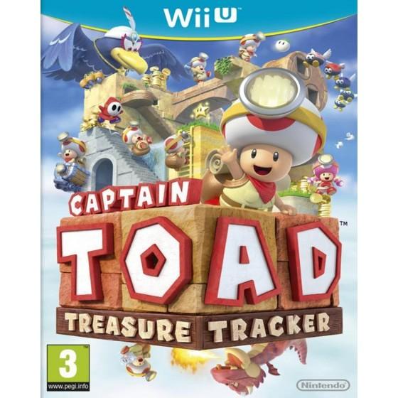 Captain Toad Treasure Tracker - WiiU