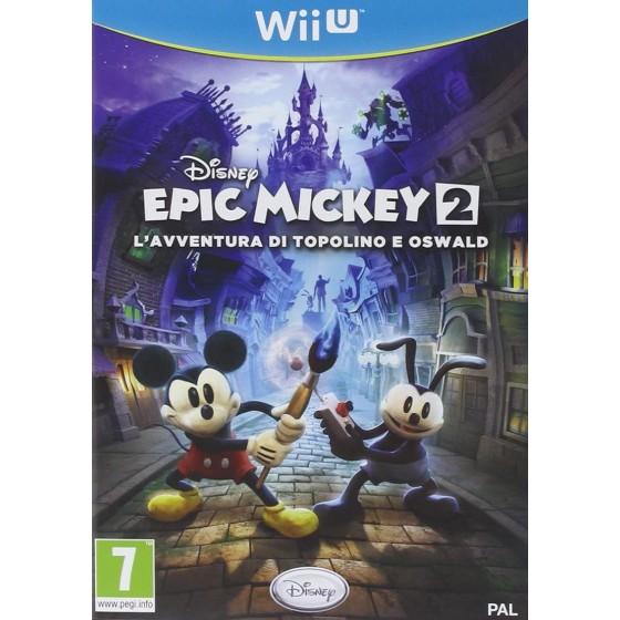 Epic Mickey 2: L'avventura di Topolino e Oswald - WiiU