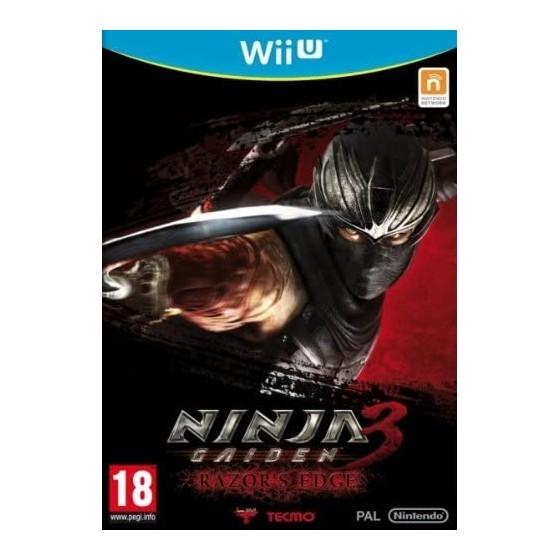 Ninja Gaiden 3 Razor's Edge - WiiU
