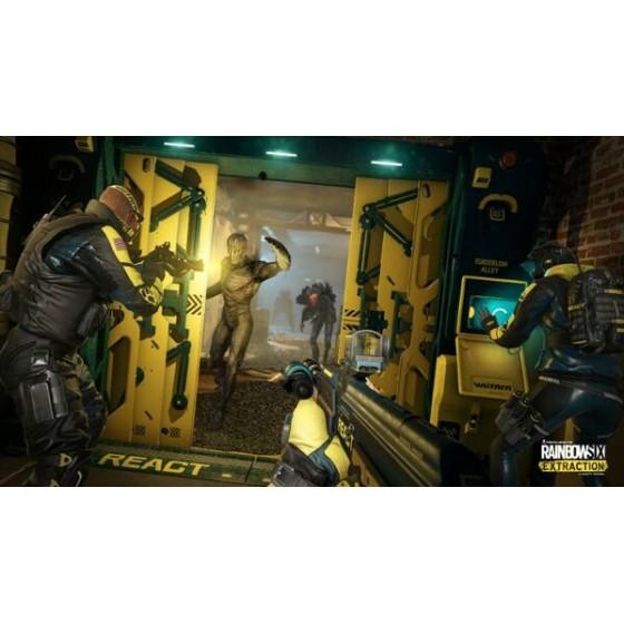 Rainbow Six Siege Extraction - PS4